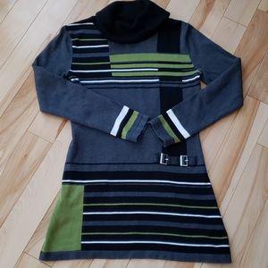 San Francisco sweater/dress